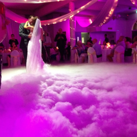 Dry-Ice-Machine-for-First-Dance
